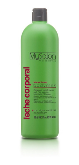 Salerm Mysalon Leche Corporal Bodymilk Quickliss 1000ml