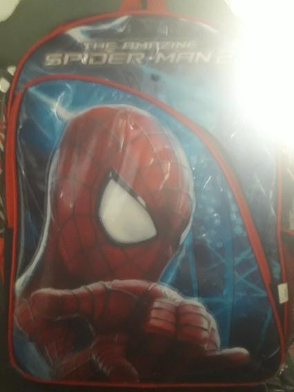 Mochila Spyderman Marvel Usa