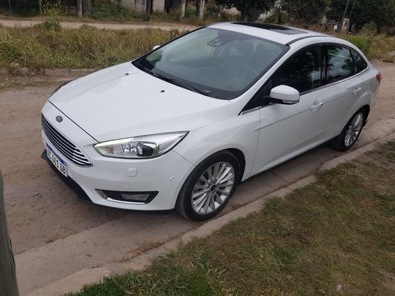 Ford Focus Titanium Iii 2017