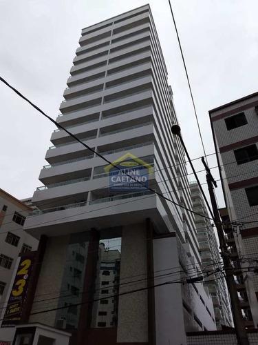 Apartamento Com 2 Dorms, Aviação R$ 440 Mil - Vesa0279