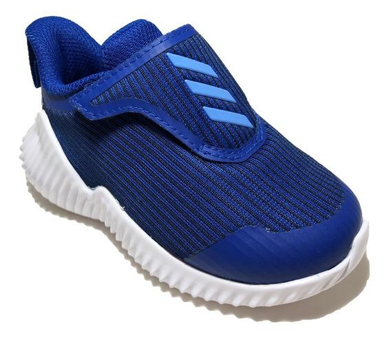 Tenis adidas Fortarun Ac 1 Para Niños Azul G27173