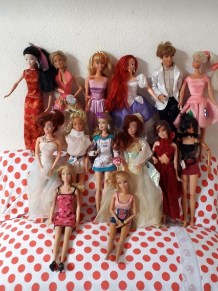 Conjunto De Bonecas Barbie Original