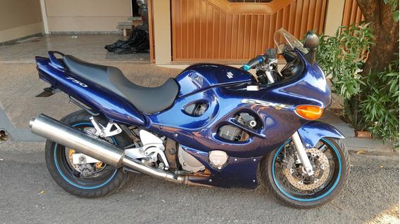 Suzuki Gsx750f 2005