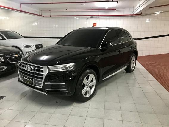 Audi Q5 Ambiente Stronic 2018 Preta 9500km Teto Solar Top