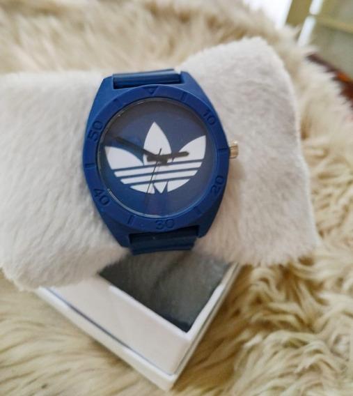 Kit 10 Relógios De Silicone Adid Santiago Atacado Revenda
