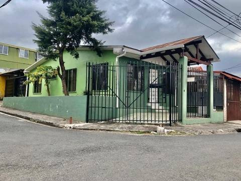 ¿se Vende Casa Esquinera San Rafael Arriba Desamparados ¿