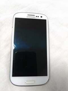 Celular Samsung Galaxy S3 Gt- I9300, Display Queimado