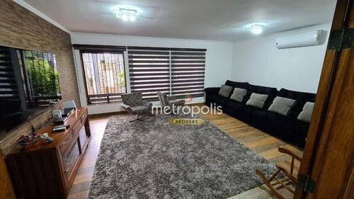 Sobrado À Venda, 450 M² Por R$ 2.130.000,00 - Santa Maria - São Caetano Do Sul/sp - So1479