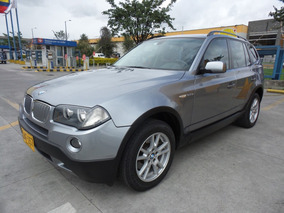 BMW X3 [E83] 2.5Si AT 2500CC 2009