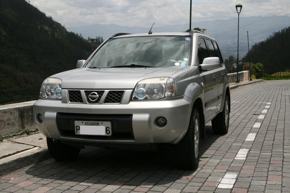 Nissan Xtrail 2009 4x4 Manual