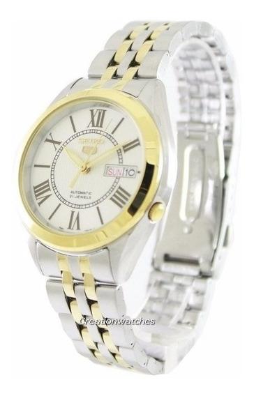 Reloj Seiko 5 Automatico 21 Jewels Men