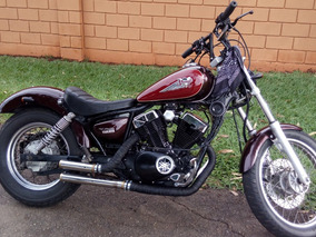 Virago 250 Customizada