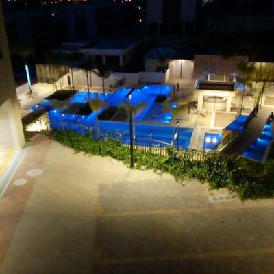 Apartamento Todo Planejado Em Resort