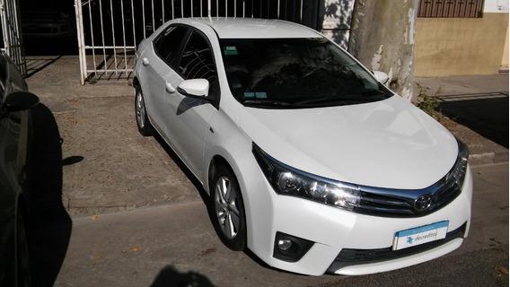 Toyota Corola 2016 Xei Cvt Pack 140 Cv