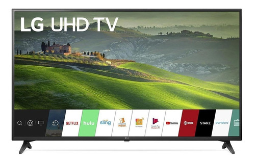 "Smart TV LG AI ThinQ 65UM6950DUB LED 4K 65"""
