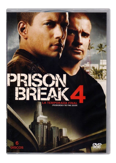 Series Tv Prison Break en Mercado Libre México