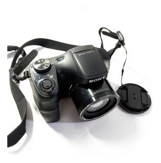 Cámara Sony Cyber-shot Dsc-h200 Original Semi Profesional