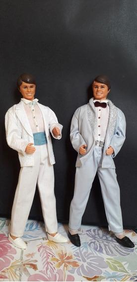 2 Kens Barbie Estrela
