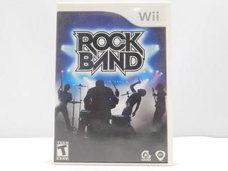 Rock Band - Wii ¡fisico-usado!