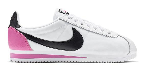 Zapatillas Nike Mujer Classic Cortez Premium 7595