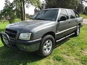 Chevrolet S10 2.8 Diesel Mwm 4x4 Full, Muy Buen Estado, Líqu
