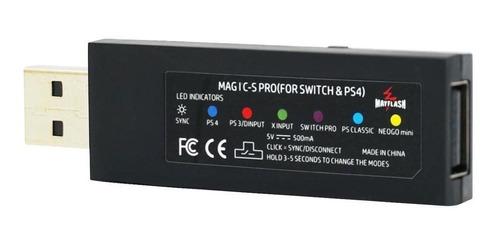 Adaptador De Controlador Inalambrico Magic-s Pro