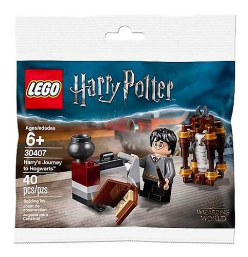Lego Original Harry Potter 40 Pc Harry's Journey To Hogwart