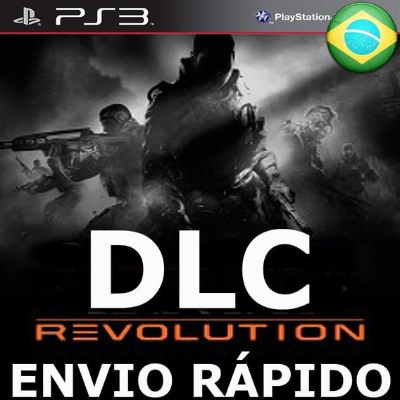 Dlc Revolution Cod Bo2 - Ps3 Psn*