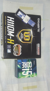 Combo Para Pc, Micro I5 7600 + Mother + Ram 8gb Ddr4