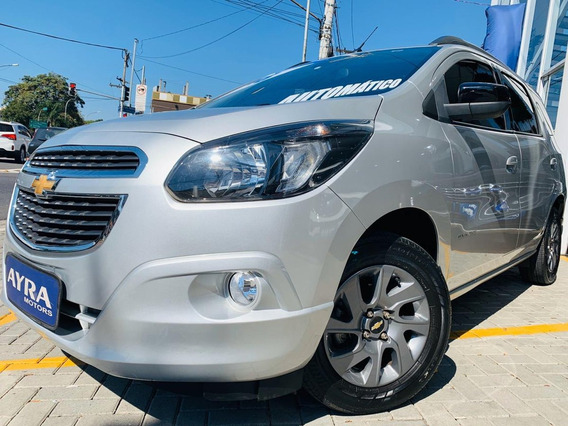 Chevrolet Spin Advantage 1.8 8v Econo.flex 5p Aut. 2017/...