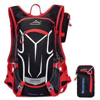 Mochila De Hidratação 2 Litros Caminhada Bike Motocross Crf 230
