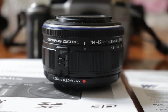 Lente Olympus 14-42mm F3.5-5.6 Perfeito Estado