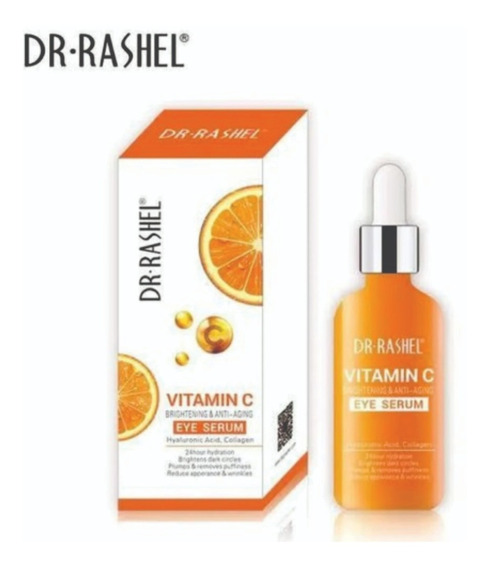 Vitamina C Importada 30ml Sérum Facial Dr Rashel Eye