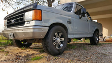 Ford F-100 1989 Xl Aire-direccion Unica