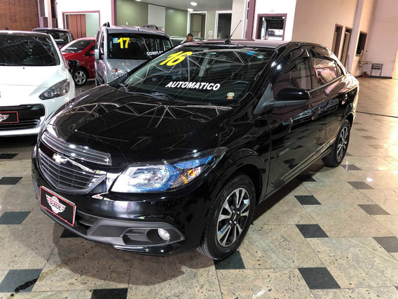 Chevrolet Prisma 1.4 Mpfi Ltz 8v Flex Automático 2016 2017