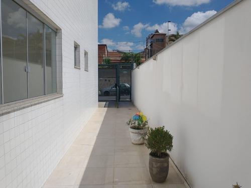 Imagem 1 de 26 de Cobertura À Venda, 3 Quartos, 1 Suíte, 2 Vagas, Vera Cruz - Contagem/mg - 24392