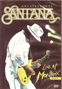 Dvd Santana Live At Montreux Frete Grátis Duplo Original