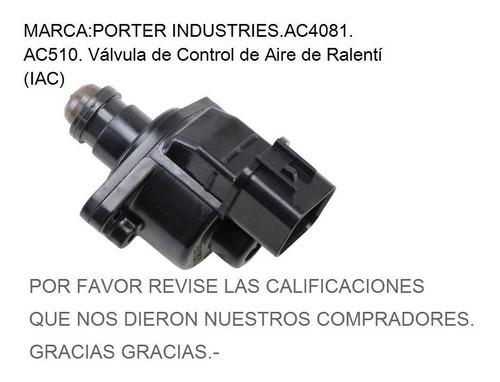 Sensor Iac Suzuki Vitara 1999/06 L4 2.0/1.6 X-90 Ac4081