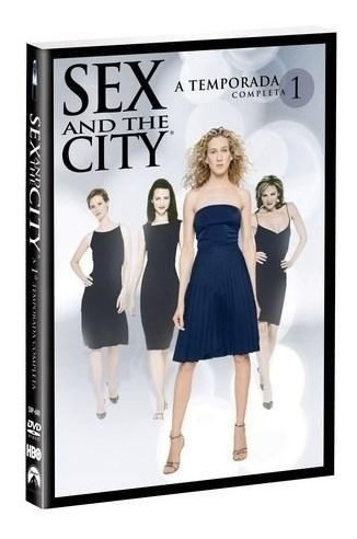 Dvd Sex And The City - 1ª Temporada   Original