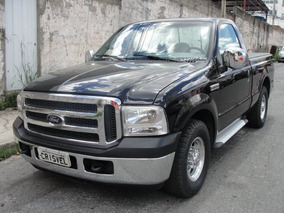Ford F-250 4.2 Xlt 4x2 Cs Turbo Intercooler Diesel 2p