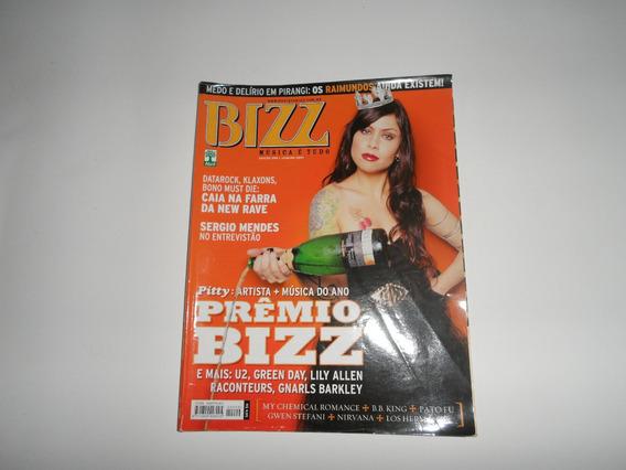 Revista Bizz - Pitty, Raimundos, Pato Fu, Los Hermanos