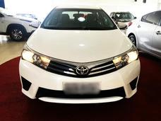 Toyota Corolla Gli 1.8 Cvt Aut Couro