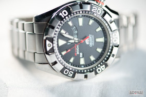 Relogio Orient M Force Sel03001b0 (technos 8000)