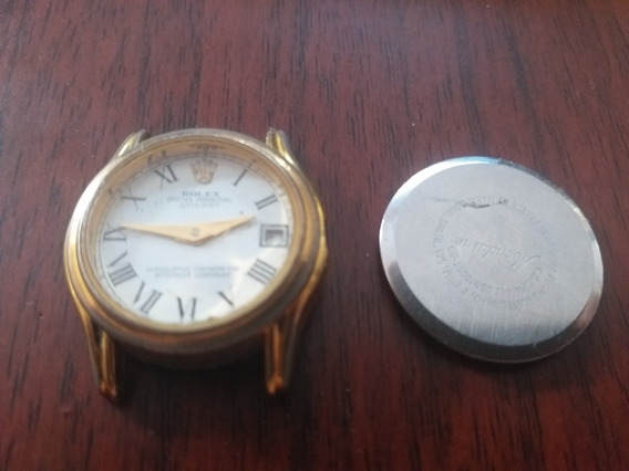 Relógio Rolex Quartz Conserto Ou Reaproveitamento De Peças