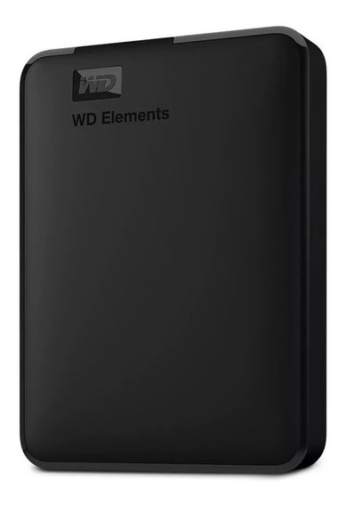 Disco Externo 1tb Western Digital Elements | Más Computación