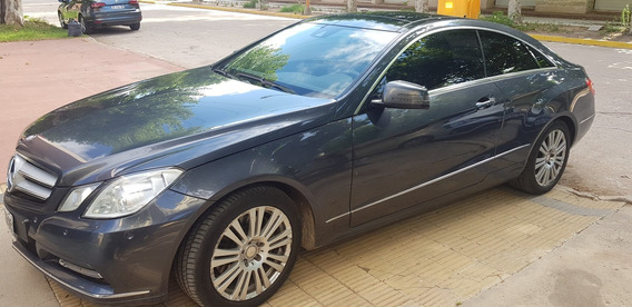 Mercedes Benz Clase E350 Coupe Elegance