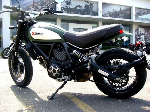 Ducati Scrambler 800 Urban Permuta / Ahora 18 Tarjeta.
