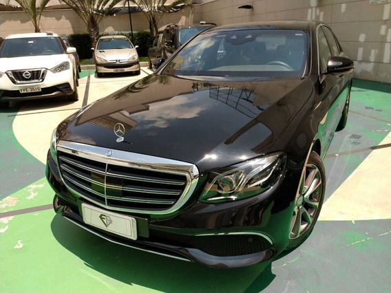 Mercedes Benz E250 2.0 Exclusive Blindado