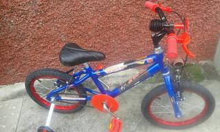 Bicicleta Ben 10 Aro 16 Personaliz,adenosina Caloi Kalf,mtb