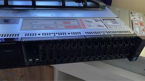 Servidor Dell R730 2x 12core 64gb De Ram 4x 1.2tb